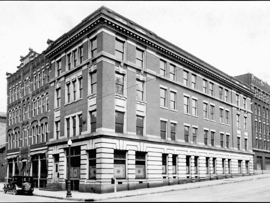 The Hull-Grummond Cigar Company, now home to Lost Dog