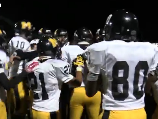when Maryvale beat Phoenix Carl Hayden 52-0 on Friday, some of the seniors broke down. They couldn't help it. For the first time they weren't losers.