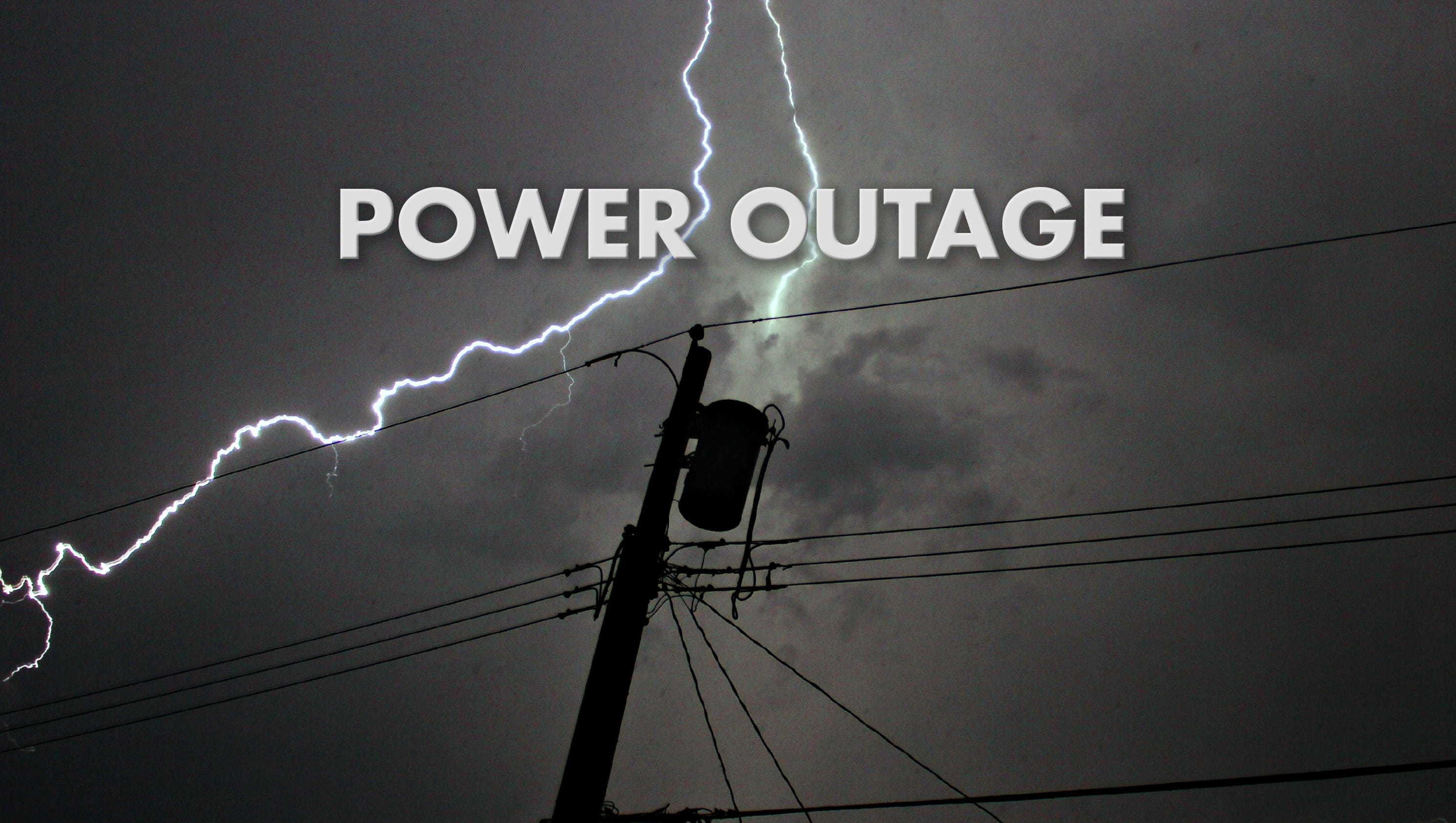 power outage A power outage is a short-term or a long-term loss of the electric power to a  particular area there are many causes of power failures in an electricity network.