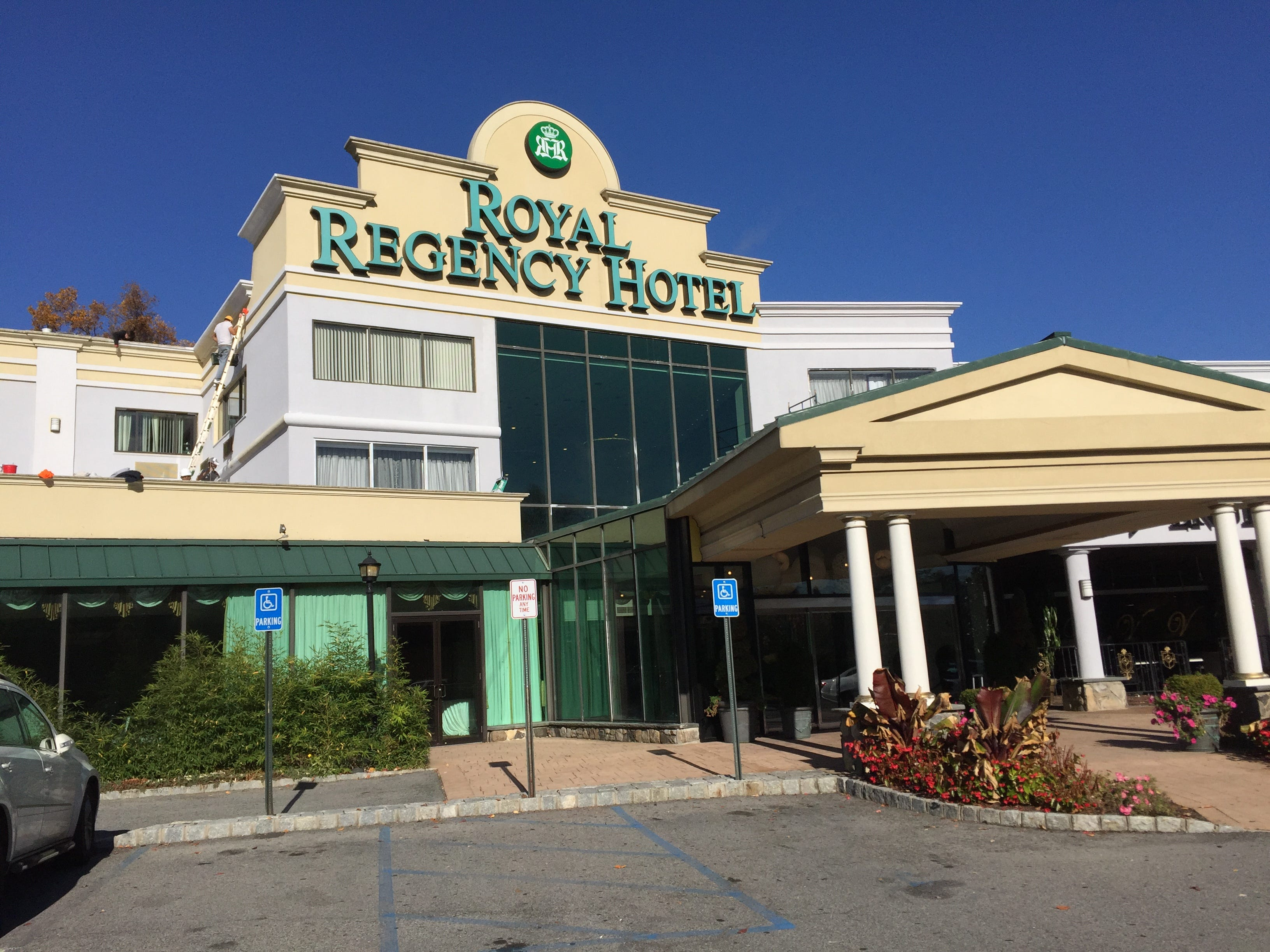 Royal regency hotel yonkers ny