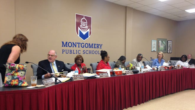 The Montgomery Board of Education will meet Friday, Jan. 20, to discuss the state show cause letter that initiated the state intervention process.