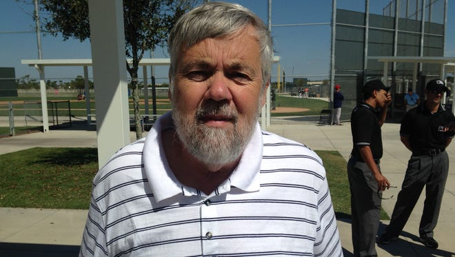 Bill James, a Lawrence, Kansas, resident, works for the Boston Red Sox as a special advisor.