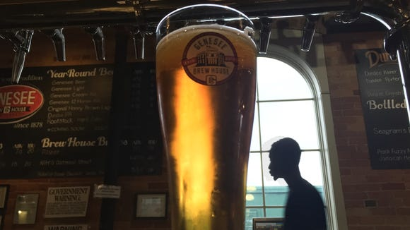 The Genesee Brew House Northern German Pilsner is a perfect example of the traditional style.