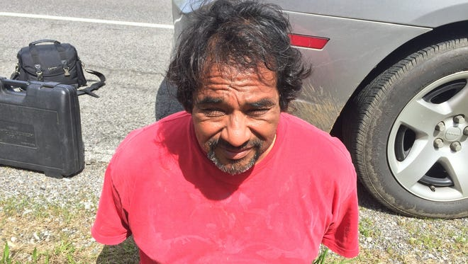 David Lara arrested for allegedly trafficking meth into Henderson, Webster counties