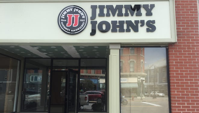 Jimmy John's is scheduled to open in mid-September in downtown Port Huron.