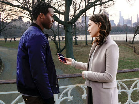 """God Friended Me"" (CBS): Brandon Micheal Hall (""The"