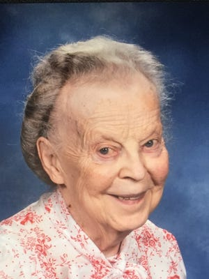 Winifred Green, 93, died July 27.