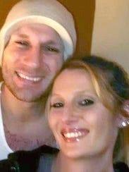 Blake Fitzgerald and Brittany Harper