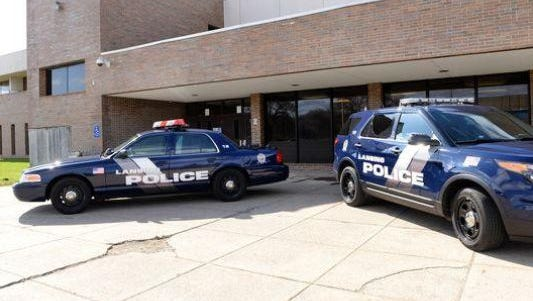 Police believe someone outside Michigan may be responsible for a false online report.
