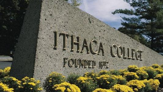 Ithaca College enterance