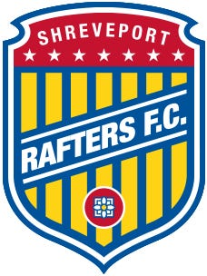 The Shreveport Rafters lost to Fort Worth on Wednesday night.