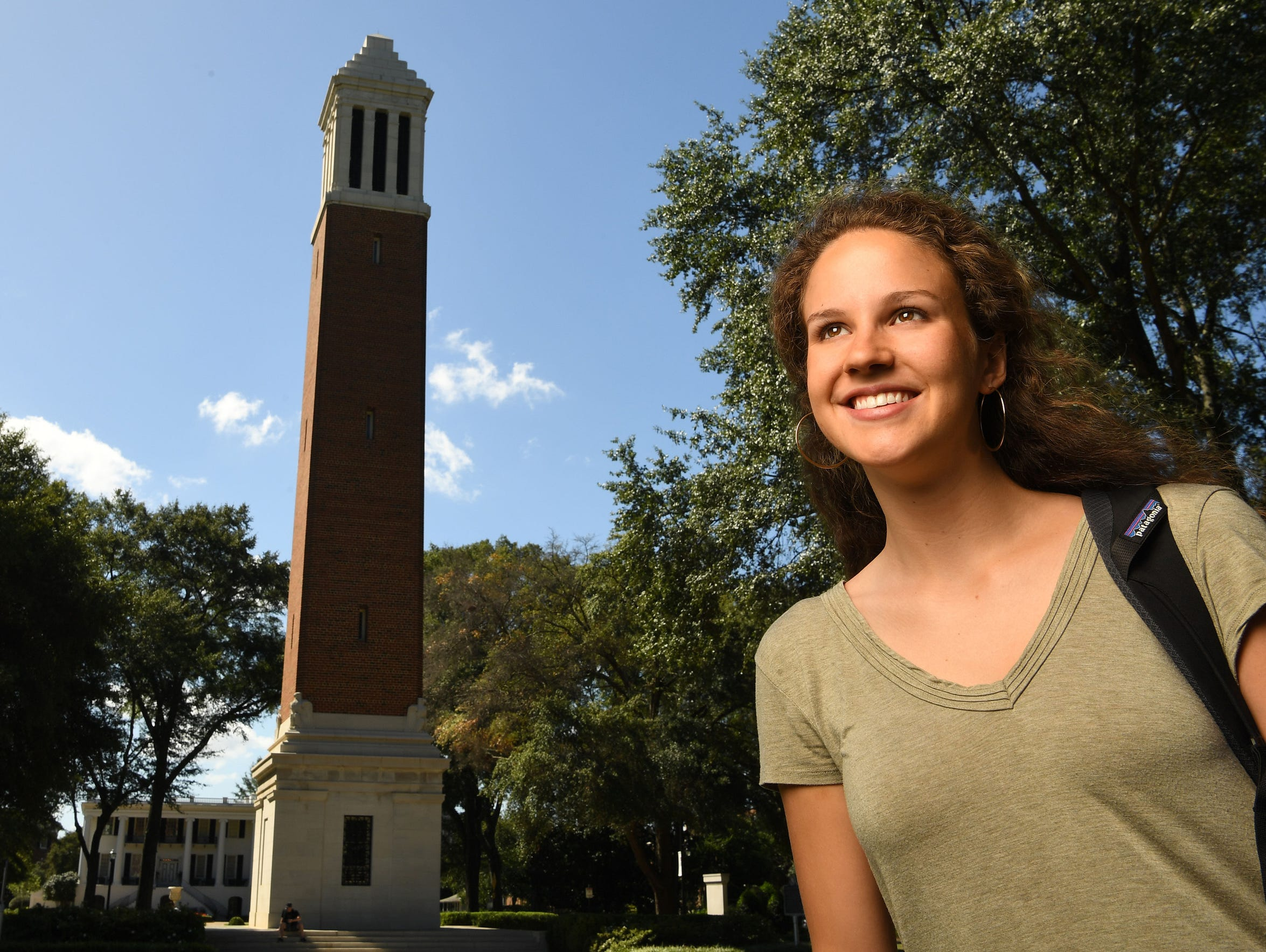 Laura Catherine Wallace, a chemical engineering major