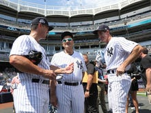 Jorge Posada, Tino Martinez marvel at power of Judge