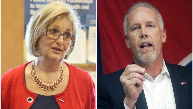 U.S. Rep. Diane Black is blasting the campaign of Republican primary challenger Joe Carr and others for accusing her of embellishing an account of when she was attacked in 1994.