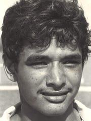 Albert CamachoSport: SoccerSchool: JFKPhoto archive date April 2, 1982.