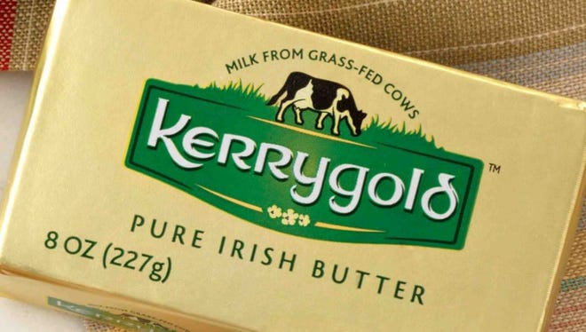 Wisconsin residents can't buy this product in Wisconsin because a state law enacted in the 1970s requires butter sold in the state to be graded by Wisconsin regulators or the USDA.