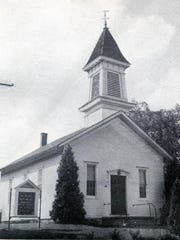 When this little white church on Pittsford-Victor Road