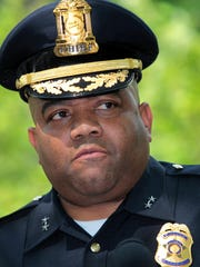 Indianapolis Metropolitan Police Department Chief Rick Hite traveled to Washington, D.C., to discuss the future of policing.