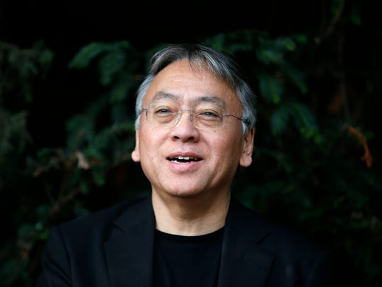 British novelist Kazuo Ishiguro in October 2017.