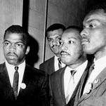Nashville Then: Civil Rights leader John Lewis from 1960 to 1964