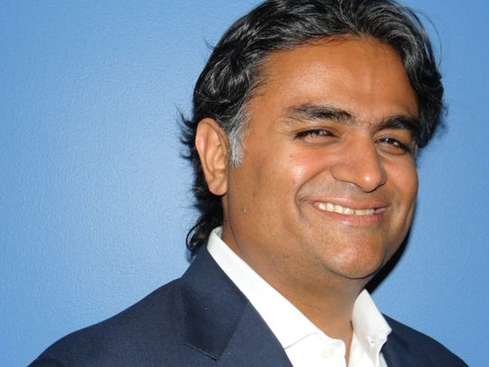 Minnesota native Praful Salkani, 44, worked in tech