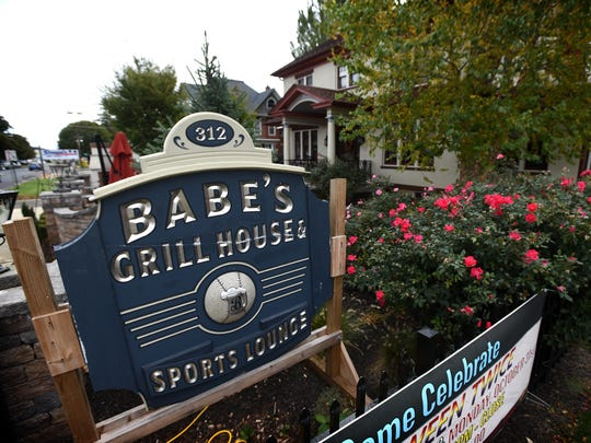 The building that now houses Babe's Grill House used to belong to the the man who delivered ice to people's homes in the era before electric refrigerators became commonplace, and the spirit of his daughter is said to still reside within its walls.
