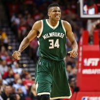 Antetokounmpo named starter for NBA All-Star Game