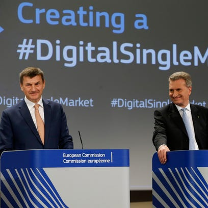 Vice President for the Digital Single Market of the