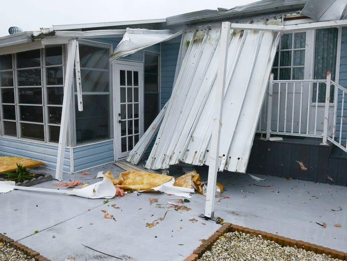 Photos Irma Sunday In Brevard
