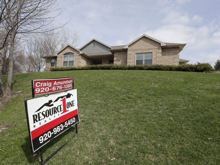 The Brown County real estate market is headed for its