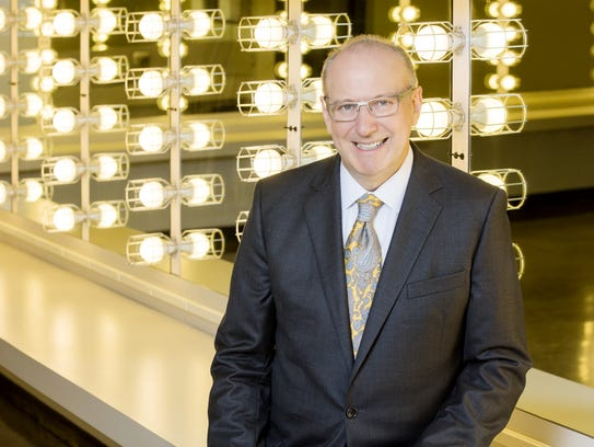 Jeff Chelesvig, CEO of Des Moines Performing Arts.