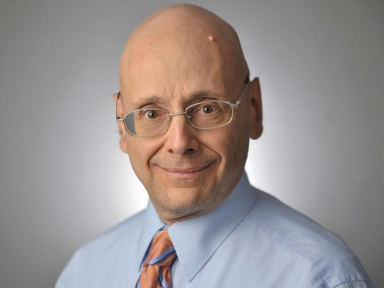 Gerald Fischman, Opinion Page Editor.