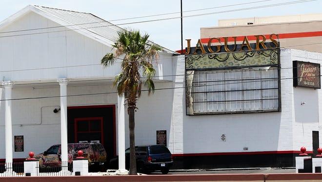 Jaguars El Paso is at 11377 Gateway Blvd. West.