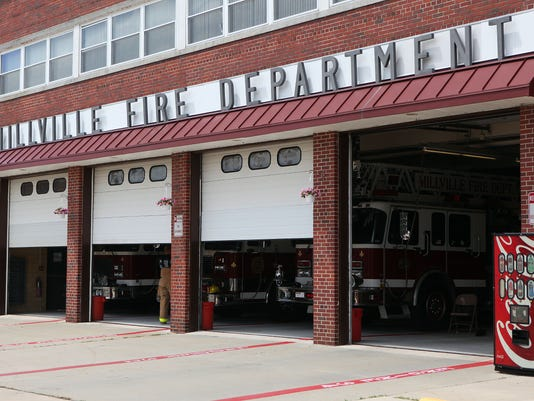 Millville Fire Department station