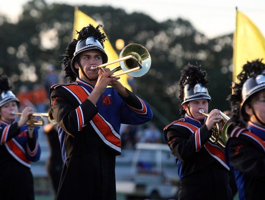 Millville Marching Band