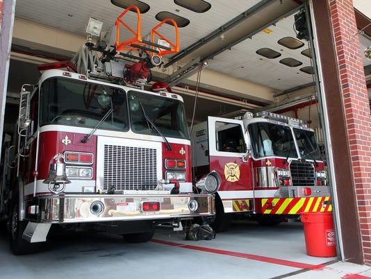 Millville Fire Department Carousel
