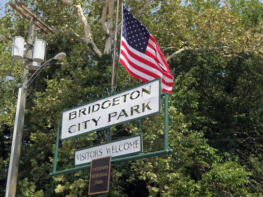 Bridgeton City Park carousel