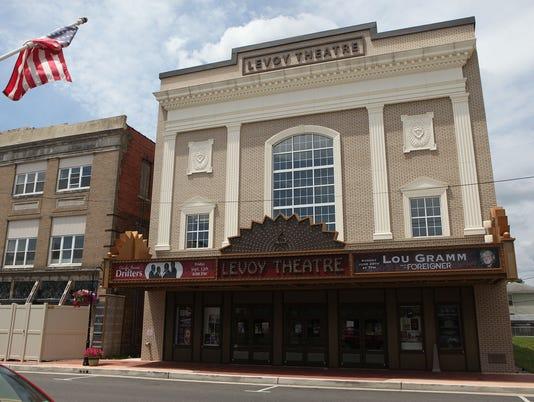 Millville Levoy Theater Carousel