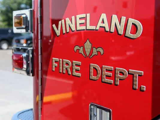 Vineland Fire Department Carousel