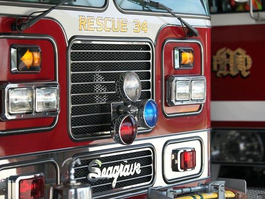 Millville Fire Department for carousel, Sunday, Jun.