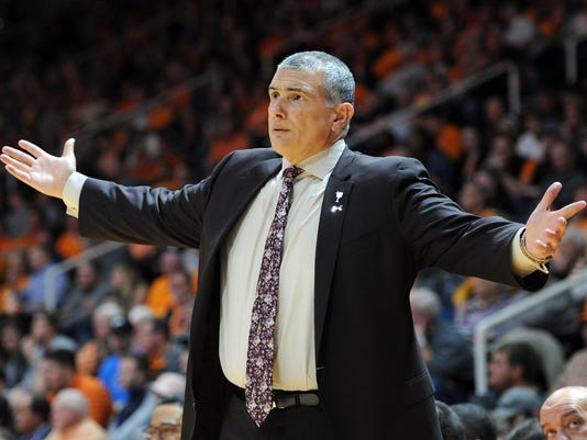 NCAA Basketball: South Carolina at Tennessee