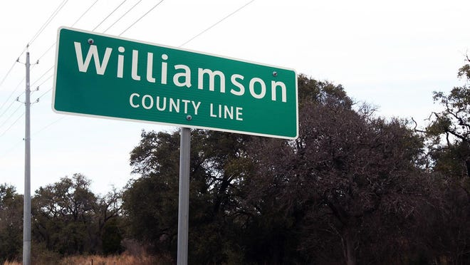 Williamson County officials on Thursday said a grass fire has led to about 76 residences having to be evacuated. At least one structure is on fire, but no one is reported injured, officials said.