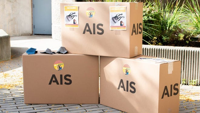 AIS, a Leominster furniture manufacturer, said it will donate 22,000 facemasks to city and town clerks for use by municipal employees, poll workers and volunteers.