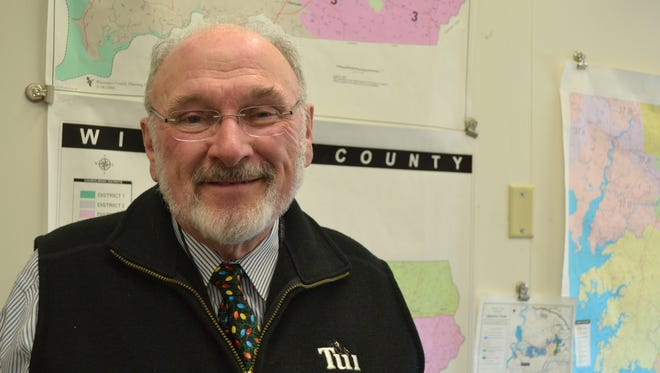 Matt Creamer, the Wicomico County Council administrator, is retiring Dec. 31 after a long carer with the county.