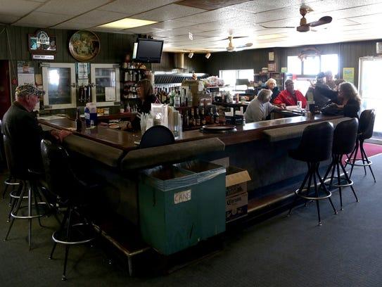 Day or night Larry Sevenski's Inn, a popular restaurant