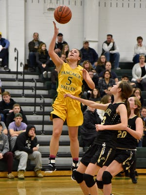 Brianna Wong and undefeated Pascack Valley maintain their spot at the top of The Record's girls basketball rankings.