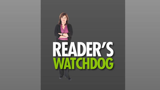 Lee Rood is the Reader's Watchdog