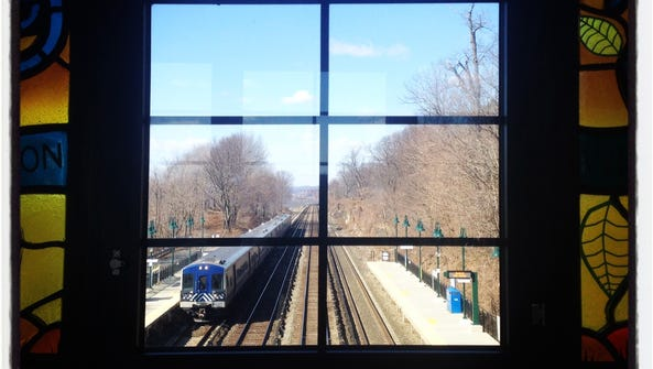 #MetroNorth Philipse Manor #trainstation