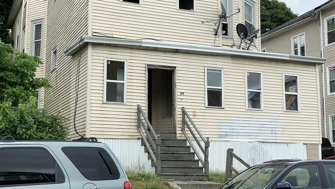 Josue Rios, 29, died from stab wounds he suffered in front of 29 Cutler St. in Worcester on June 30.
