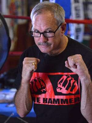 """Bruce Frank, the former owner of the Staunton Boxing Club, will be the instructor for a six-week """"Boxing For Fitness"""" program at the Staunton-Augusta YMCA."""